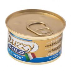 کنسرو گربه استوزی با طعم ماهی سل 85 گرمی