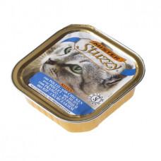 ووم گربه استوزی با طعم مرغ مخصوص بچه گربه 100 گرمی