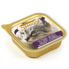 ووم گربه استوزی با طعم ماهی تن 100 گرمی
