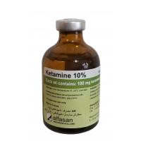 کتامین آلفاسان 10 درصد 50ml