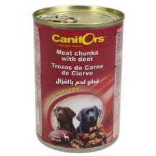 کنسرو سگ کنیف اورس گوشت گوزن