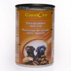 کنسرو سگ کنیف اورس گوشت بره