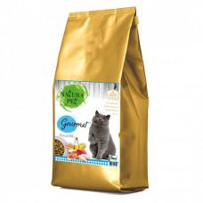 غذای خشک گربه طعم میکس گورمت بالغ ناتورا پت