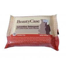 دستمال مرطوب 20 برگی BeautyCase سگ و گربه