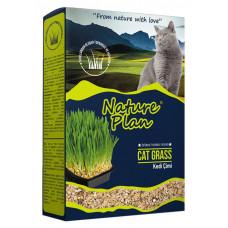 چمن خوراکی گربه Nature Plan 500cc