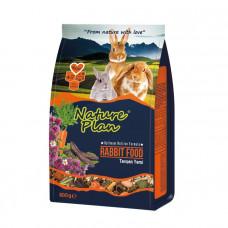 غذای مخصوص خرگوش Nature Plan