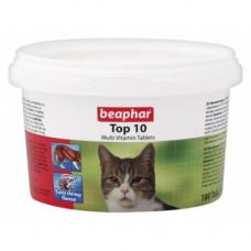 قرص مولتی ویتامین بیفار تاپ 10 گربه