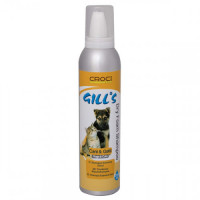 شامپو فوم جیلز بدون استفاده از آب مخصوص سگ و گربه 250 میلی لیتر