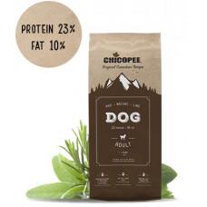 غذای خشک سگ برند چیکوپی با طعم مرغ و گوشت