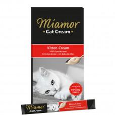 بستنی گربه 15 گرمی Miamor با طعم شیر مخصوص بچه گربه