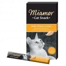 بستنی مولتی ویتامین گربه 15 گرمی Miamor