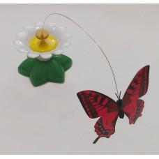 اسباب بازی الکتریکی پروانه چرخان مناسب برای گربه