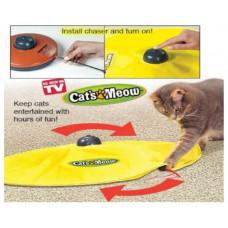 اسباب بازی الکتریکی چرخشی گربه