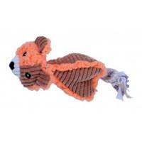 اسباب بازی عروسک بوق دار طرح خرس برای سگ و گربه