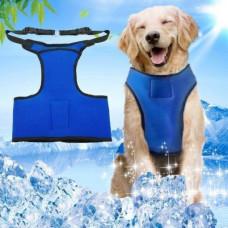 جلیقه خنک کننده سگ در تابستان