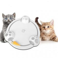 اسباب بازی الکتریکی موش گردان سه سرعته گربه