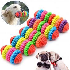 اسباب بازی لاتکس دندانی چرخ دنده ای سگ