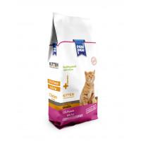 غذای خشک بچه گربه Paw Paw با طعم مرغ