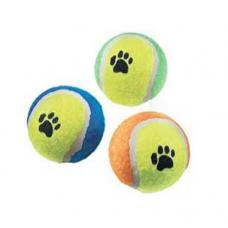 اسباب بازی توپ تنیس مناسب برای سگ و گربه