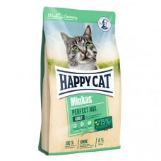 غذای خشک گربه هپی کت مینکاس میکس جدید