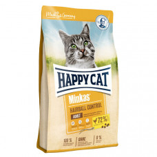 غذای خشک گربه آنتی هربال هپی کت مینکاس