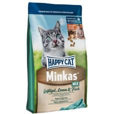غذای خشک گربه هپی کت مینکاس میکس