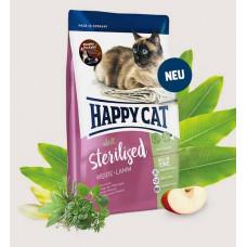 غذای خشک گربه عقیم شده هپی کت حاوی گوشت بره