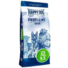 غذای خشک سگ هپی داگ پروفی لاین با انرژی نرمال نژاد بزرگ