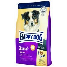 غذای خشک سگ هپی داگ توله نژاد متوسط و نژاد بزرگ - 7 تا 18ماه