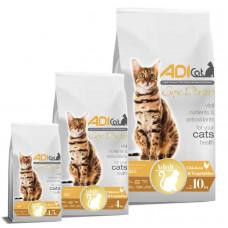 غذای خشک گربه بالغ ادی با طعم مرغ و سبزیجات