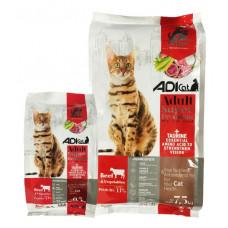 غذای خشک گربه بالغ ادی با طعم گوشت و سبزیجات