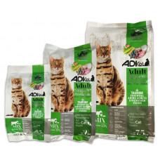 غذای خشک گربه بالغ ادی با طعم میکس