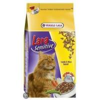 غذای خشک لارا مخصوص گربه های حساس