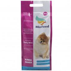 غذای خشک مفید مخصوص سگ مینی داگ