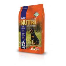 غذای خشک (کروکت) نوتری پت مخصوص سگ بالغ 21 درصد پروتئین