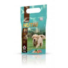 غذای خشک (کروکت) نوتری پت مخصوص توله سگ 29 درصد پروتئین
