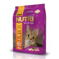 غذای خشک (کروکت) نوتری پت مخصوص گربه بالغ