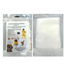 دستکش و لیف یکبار مصرف خود کف بدون نیاز به آب مخصوص شستشوی سگ و گربه و سایر حیوانات