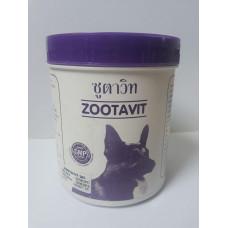 قرص مکمل غذایی مخمر زوتاویت مخصوص سگ - دانه ای