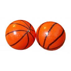 توپ بسکتبالی لاستیکی مناسب برای سگ و گربه