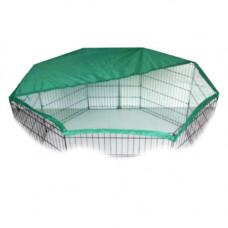 سقف برزنتی 8 ضلعی پارک محدود کننده سگ