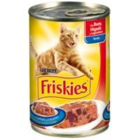 کنسرو گربه پورینا - فریسکیز پروتئین در غلات 400 گرمی