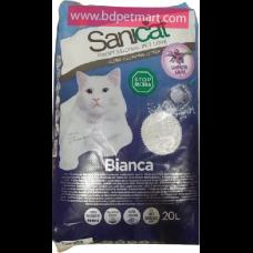 خاک گربه سانی کت معطر(رایحه لوندر) 20 لیتری
