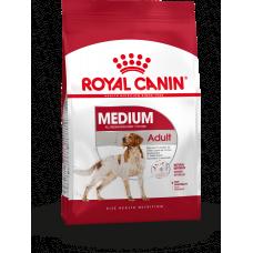 غذای خشک سگ رویال کنین نژاد متوسط بالای 12 ماه