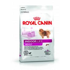غذای خشک سگ رویال کنین بالغ نژاد کوچک داخل خانه بالای 10 ماه