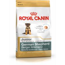 غذای خشک سگ رویال کنین توله نژاد ژرمن شپرد 2 تا 15 ماه