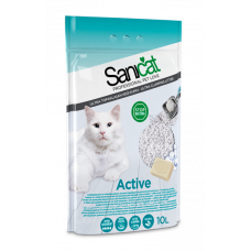 خاک گربه سانی کت معطر آنتی باکتریال 10 لیتری