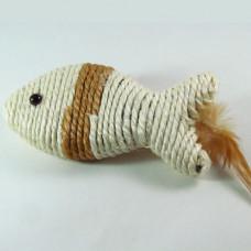 اسباب بازی گربه کت اسکرچ به شکل ماهی