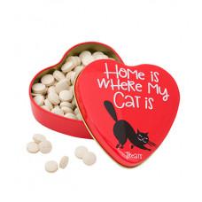 قرص ویتامین قلبی شکل گربه سانال 60 گرمی