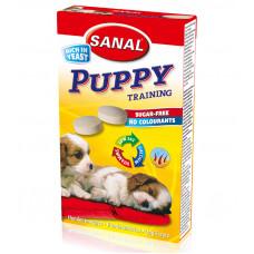 مکمل غذایی مخمر به همراه ویتامین مخصوص توله سگ سانال